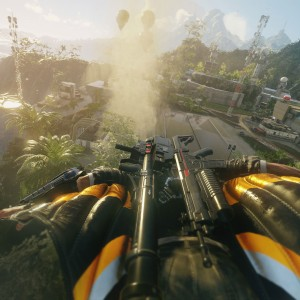 Just Cause 4 developers discuss Apex game engine in new video