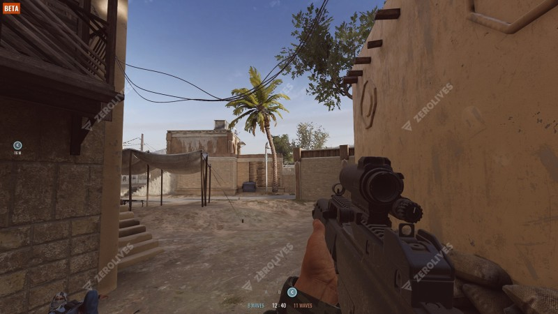 First Insurgency: Sandstorm beta test launches, frame rate issues reported