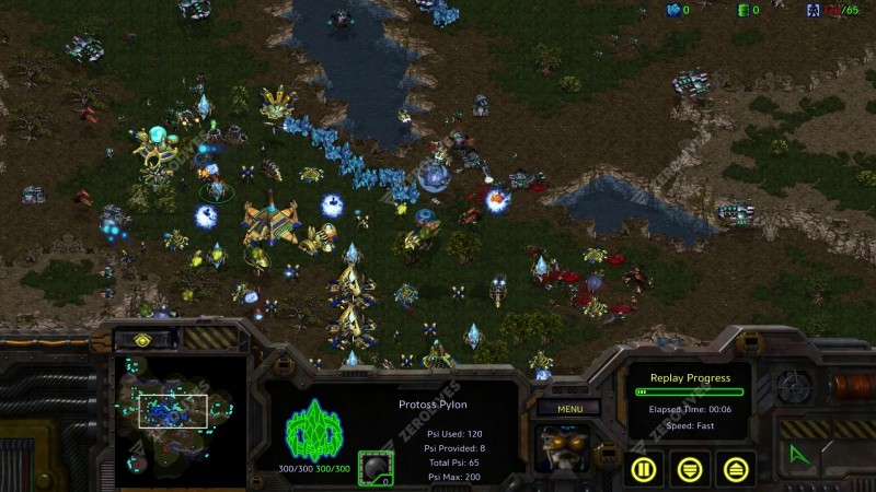 StarCraft and expansion Brood War now available for free via first patch in eight years