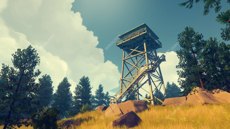 Firewatch dev acquired by Valve