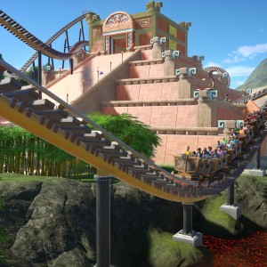 Planet Coaster gets new Adventure Pack paid downloadable content pack