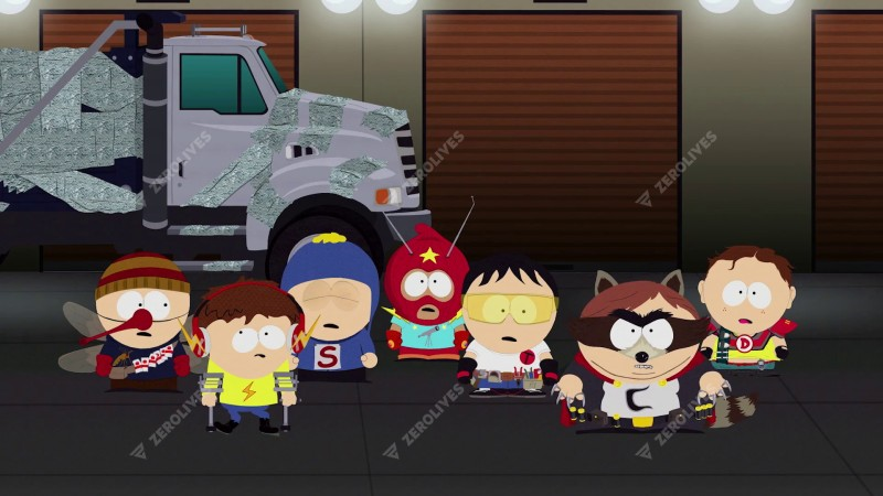 South Park: The Fractured But Whole to make its way to the Nintendo Switch in April