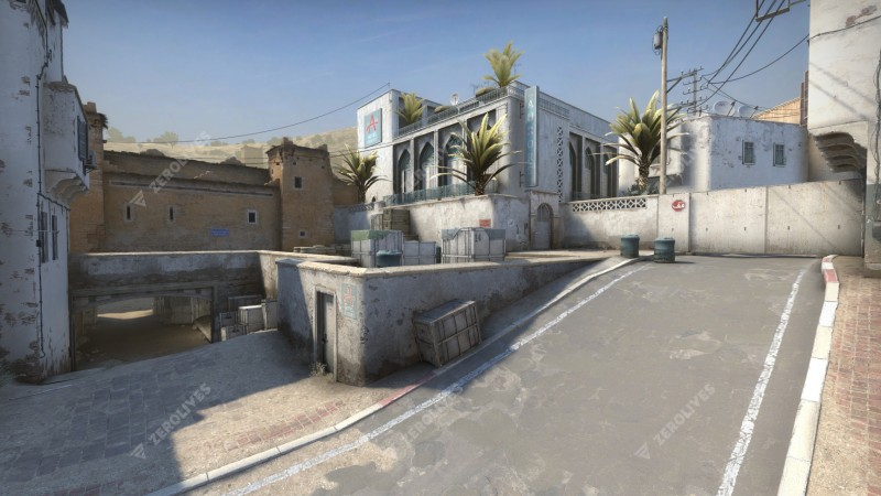 Counter-Strike: Global Offensive's Dust 2 map revamp revealed with 20 new screenshots