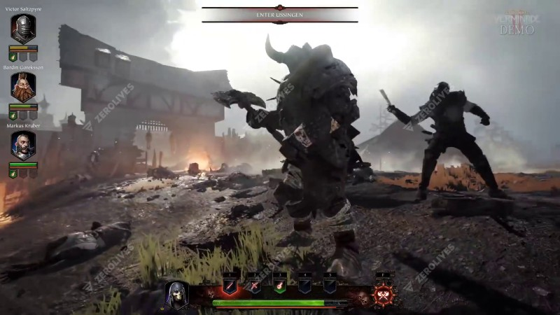 Warhammer: Vermintide 2 release for Xbox One and PlayStation 4 confirmed