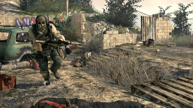 Call of Duty: Modern Warfare 2 Remastered listed on website of online retailer
