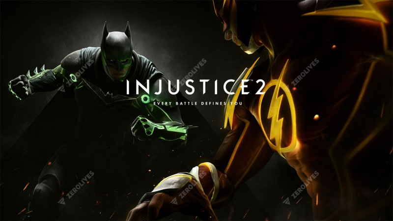 Injustice 2 coming to Xbox One and PlayStation 4 this May