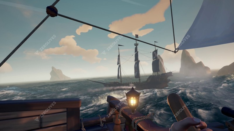 Sea of Thieves PC system requirements released