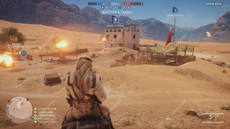 Battlefield 1 open beta не даётся оружие в начале игры - b