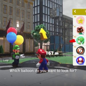 Super Mario Odyssey to get free Luigi's Balloon World downloadable content pack
